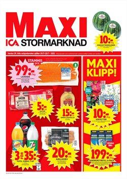 ICA Maxi-katalog ( Går ut imorgon)