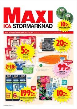 ICA Maxi-katalog ( Går ut idag)