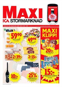 ICA Maxi-katalog ( 2 dagar kvar)