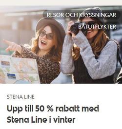 Erbjudanden från ICA Maxi i Uppsala