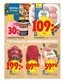 Erbjudanden i kategorin Kyckling i ICA Supermarket