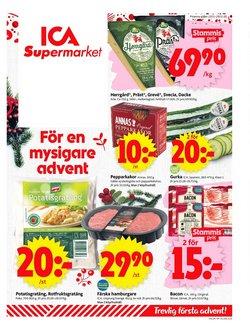 Matbutiker erbjudanden i ICA Supermarket katalogen i Trelleborg ( Går ut imorgon )