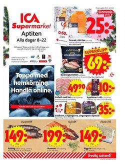 Erbjudanden i kategorin Skaldjur i ICA Supermarket