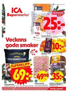 ICA Supermarket-katalog ( 3 dagar kvar )