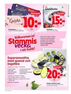 Erbjudanden i kategorin Choklad i ICA Supermarket