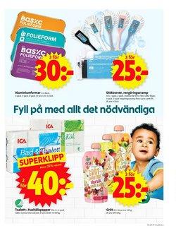 Erbjudanden i kategorin Förlängningskabel i ICA Supermarket