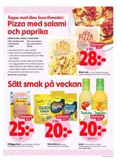 Erbjudanden i kategorin Pizza i ICA Supermarket