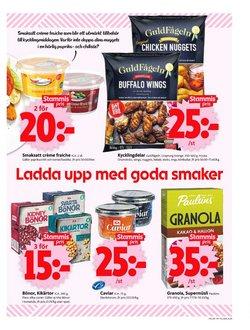 Erbjudanden i kategorin Köttbullar i ICA Supermarket