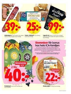 Erbjudanden i kategorin Ost i ICA Supermarket