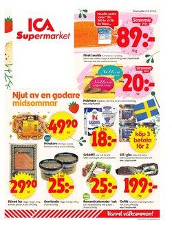 Erbjudanden från Matbutiker i ICA Supermarket ( Publicerades idag)