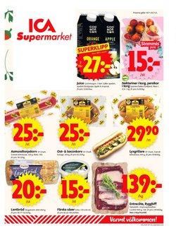 Erbjudanden från Matbutiker i ICA Supermarket ( Går ut imorgon)