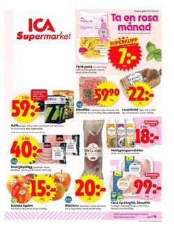 ICA Supermarket-katalog ( Publicerades idag)