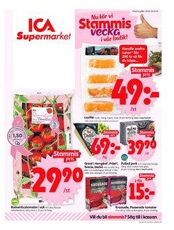 Erbjudanden från ICA Supermarket i ICA Supermarket ( 2 dagar kvar)