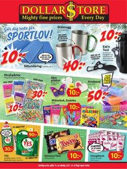 DollarStore-katalog i Enköping ( Har gått ut )