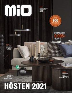 Mio-katalog ( Mer än en månad)