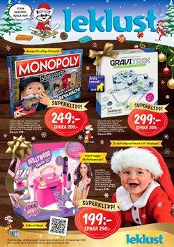Leksaker och Barn erbjudanden i Leklust katalogen i Göteborg ( Mer än en månad )