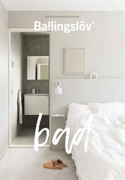 Ballingslöv-katalog ( Har gått ut )