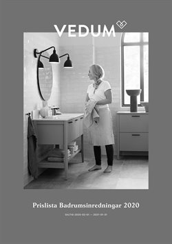 Vedum-katalog i Stockholm ( Mer än en månad )
