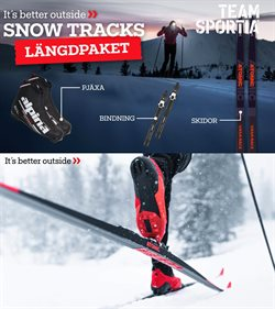 Team Sportia-katalog i Stockholm ( Har gått ut )