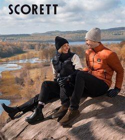 Scorett-katalog i Malmö ( Mer än en månad )