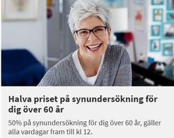Erbjudanden från Specsavers i Stockholm