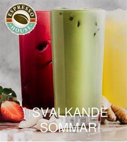 Restauranger och Kaféer erbjudanden i Espresso House katalogen i Malmö ( Mer än en månad )