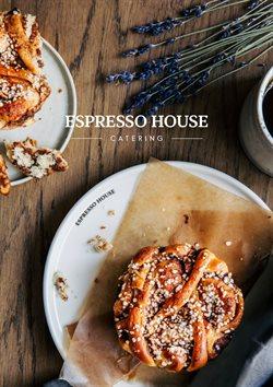 Espresso House-katalog ( Mer än en månad )