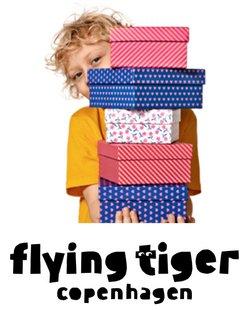 Flying Tiger-katalog ( Publicerades igår )