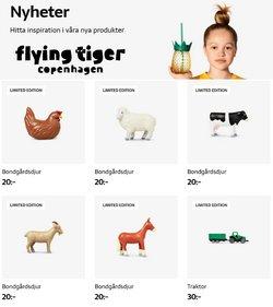 Erbjudanden från Flying Tiger i Flying Tiger ( 6 dagar kvar)