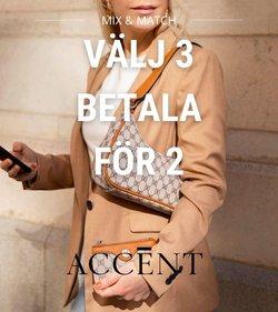 Erbjudanden från Accent i Accent ( 4 dagar kvar)
