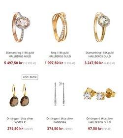 Erbjudanden från Pandora i Hallbergs Guld ( 7 dagar kvar)