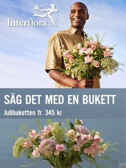 Interflora-katalog ( 2 dagar kvar)