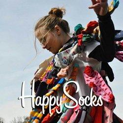 Erbjudanden från Kläder, Skor och Accessoarer i Happy Socks ( Går ut idag)