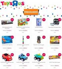 Leksaker och barnartiklar erbjudanden i ToysRus katalogen i Västerås