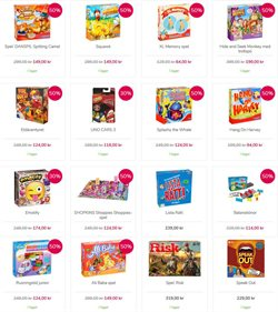 Spel erbjudanden i ToysRus katalogen i Västerås