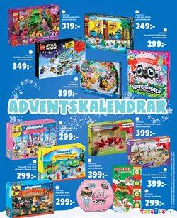 LEGO erbjudanden i ToysRus katalogen i Stockholm