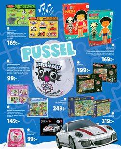 Pussel erbjudanden i ToysRus katalogen i Stockholm