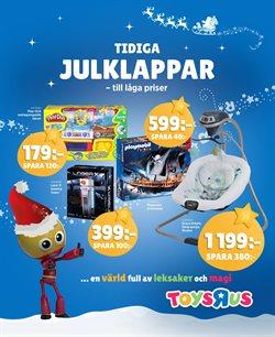 Erbjudanden från ToysRus i Järfälla