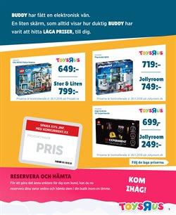 Erbjudanden från ToysRus i Stockholm