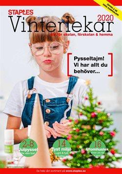 Böcker och Kontorsmaterial erbjudanden i Staples katalogen i Vänersborg ( Mer än en månad )
