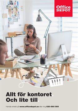 Böcker och Kontorsmaterial erbjudanden i Office Depot katalogen i Jönköping ( 11 dagar kvar )
