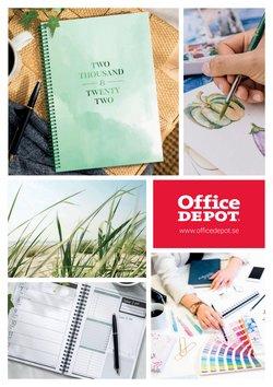 Erbjudanden från Böcker och Kontorsmaterial i Office Depot ( Mer än en månad)