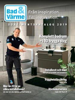 Erbjudanden från Bad & Värme i Stockholm
