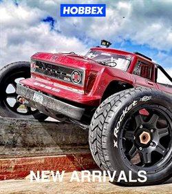 Hobbex-katalog ( Har gått ut )