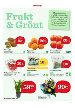 Erbjudanden i kategorin Apelsiner i Hemköp