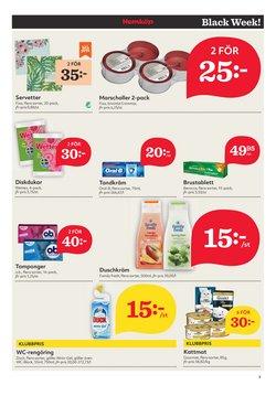 Erbjudanden i kategorin Tandkräm i Hemköp