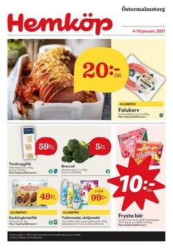 Hemköp-katalog i Stockholm ( Har gått ut )