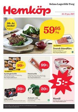 Matbutiker erbjudanden i Hemköp katalogen i Kungälv ( 2 dagar sedan )