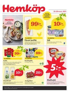Hemköp-katalog ( Har gått ut )