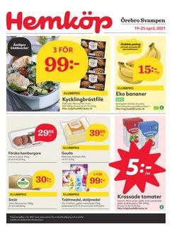 Matbutiker erbjudanden i Hemköp katalogen i Örebro ( Publicerades igår )